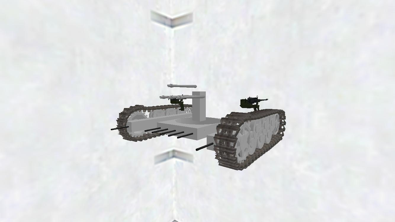 Hardcore Tank