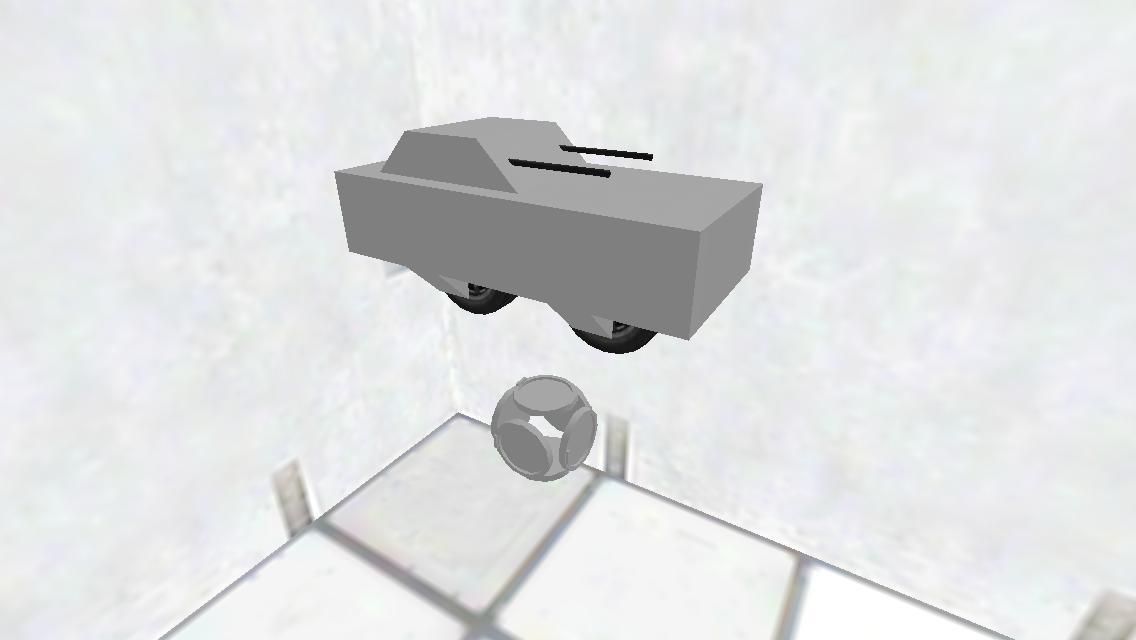 小型戦車2号