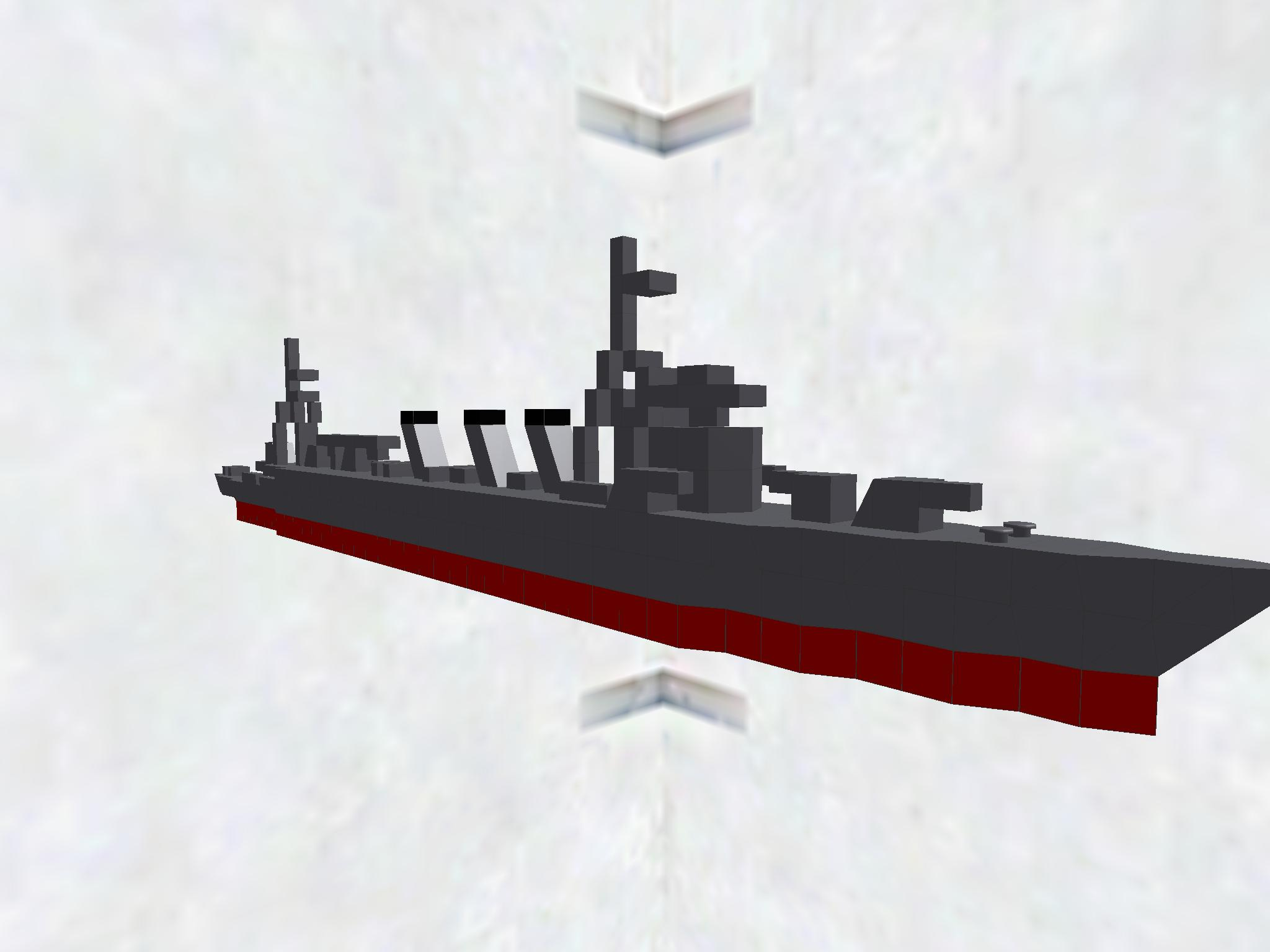 Kuma-class light cruiser