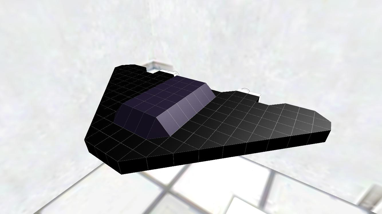 Prototype secret d'avion USA