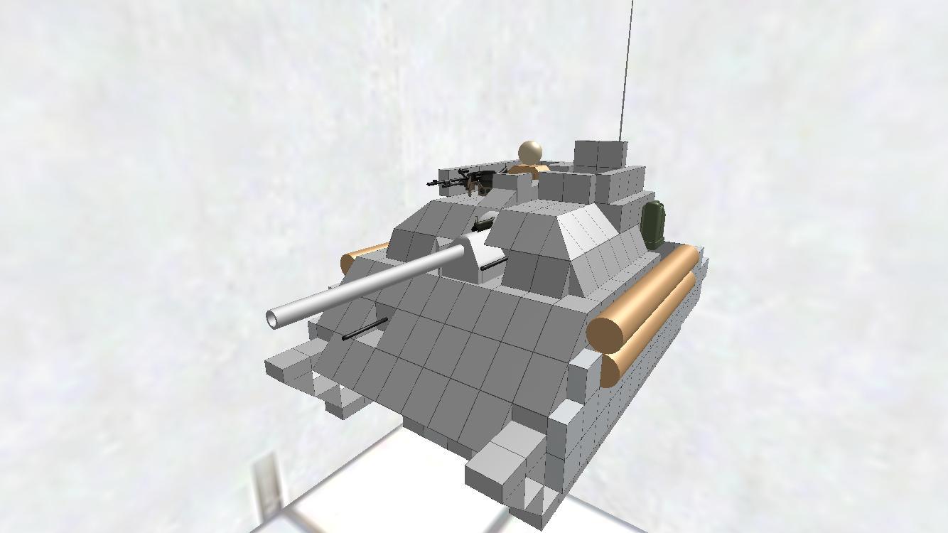 M4A3E8改