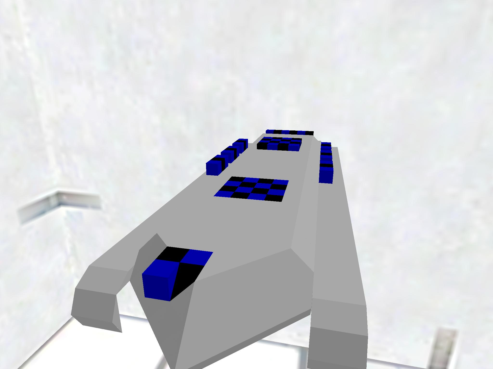 Russia tank (Is-7) body style