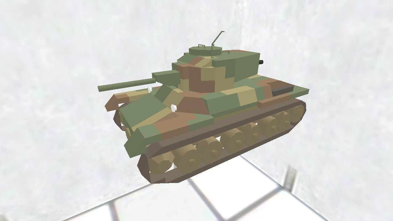 五式軽戦車 ケホ