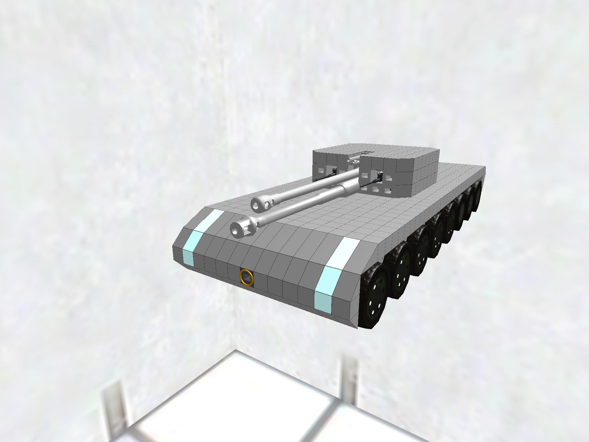 Voltic Model CLXXX Tank
