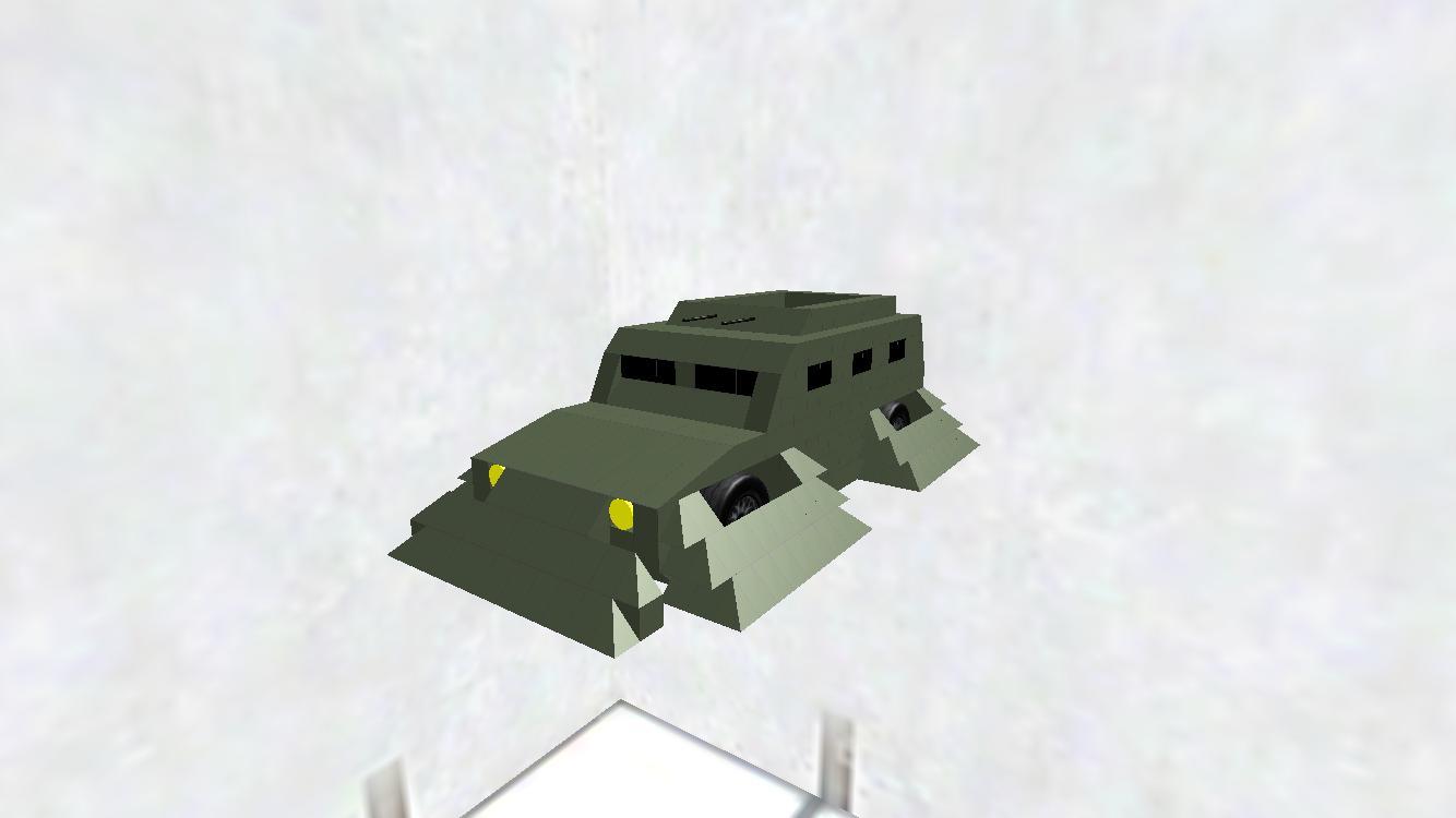 Armor hummer h1