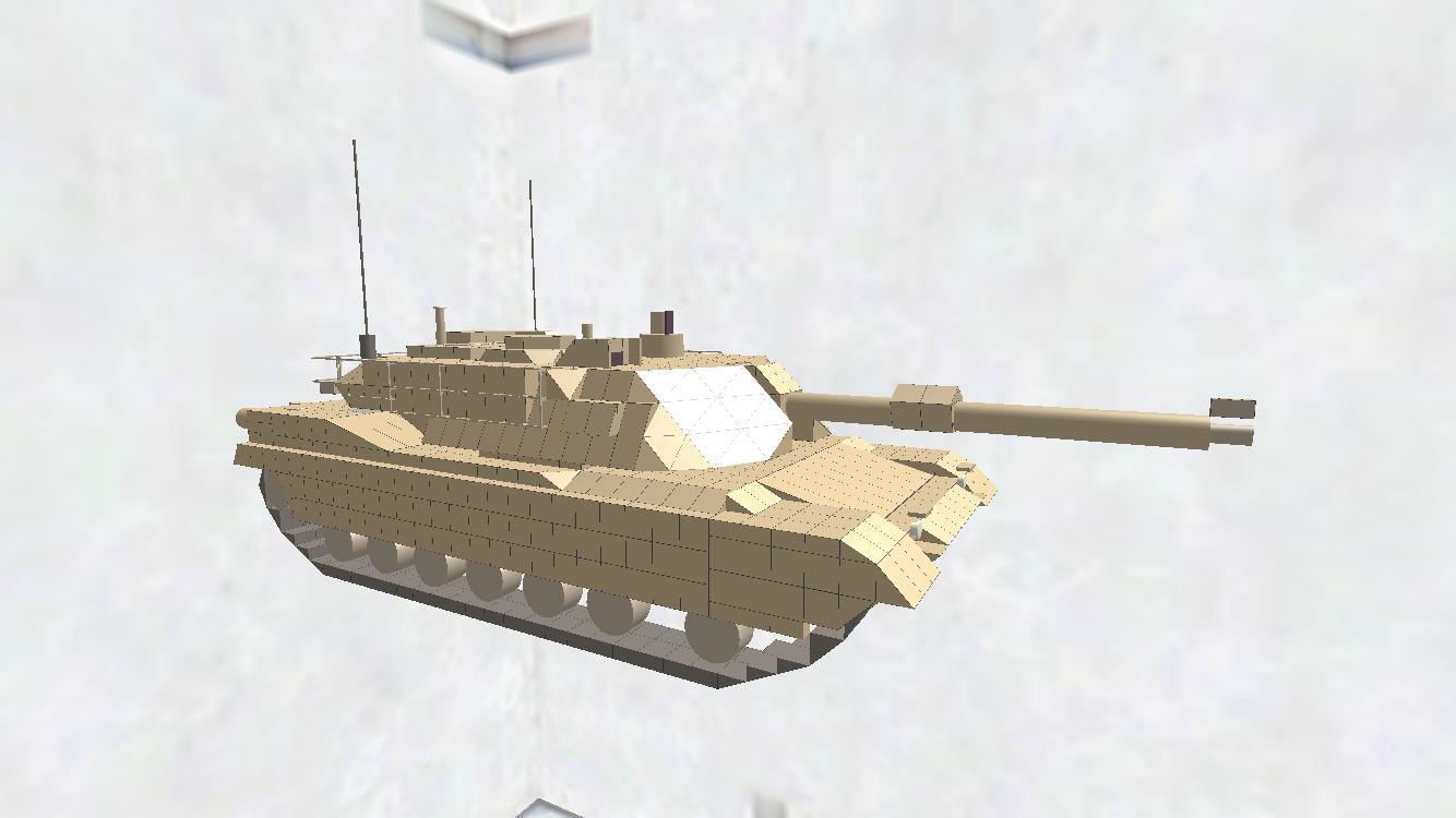 m1a2 abrams ディティールちょいアップ版 battle car craft