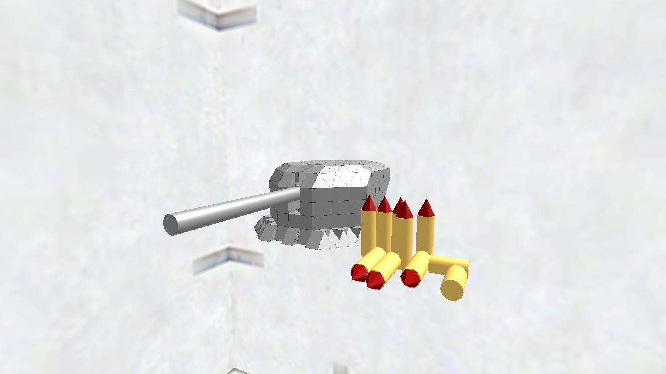 オートメラーラ 127mm砲