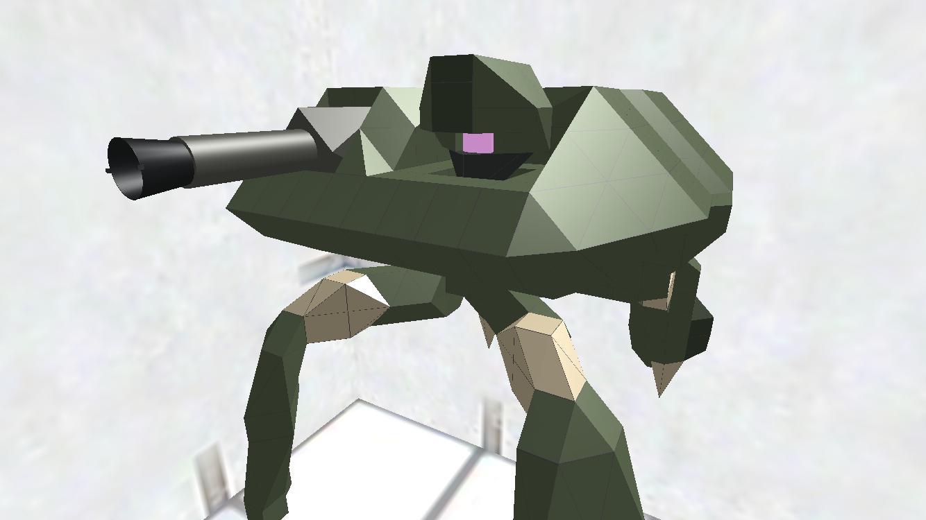 HAL X-10 容量削減版(パトレイバー)