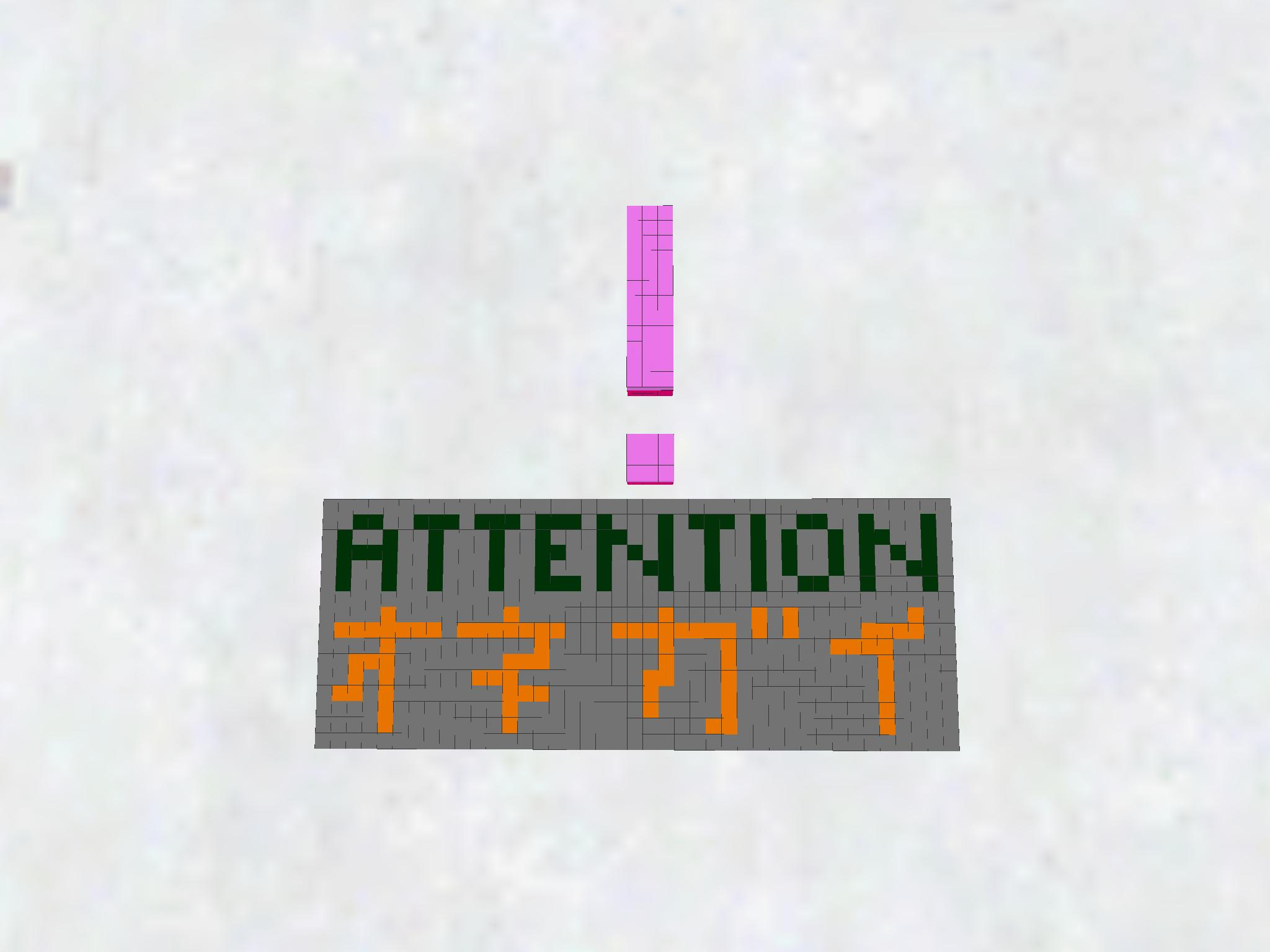 Caution(English)