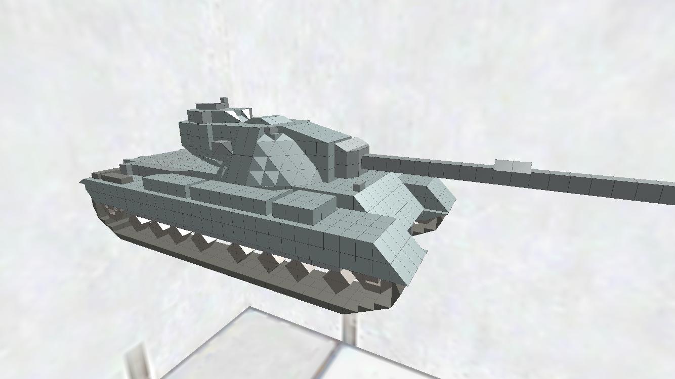 FV214 Conqueror Mk.Ⅱ 無料版