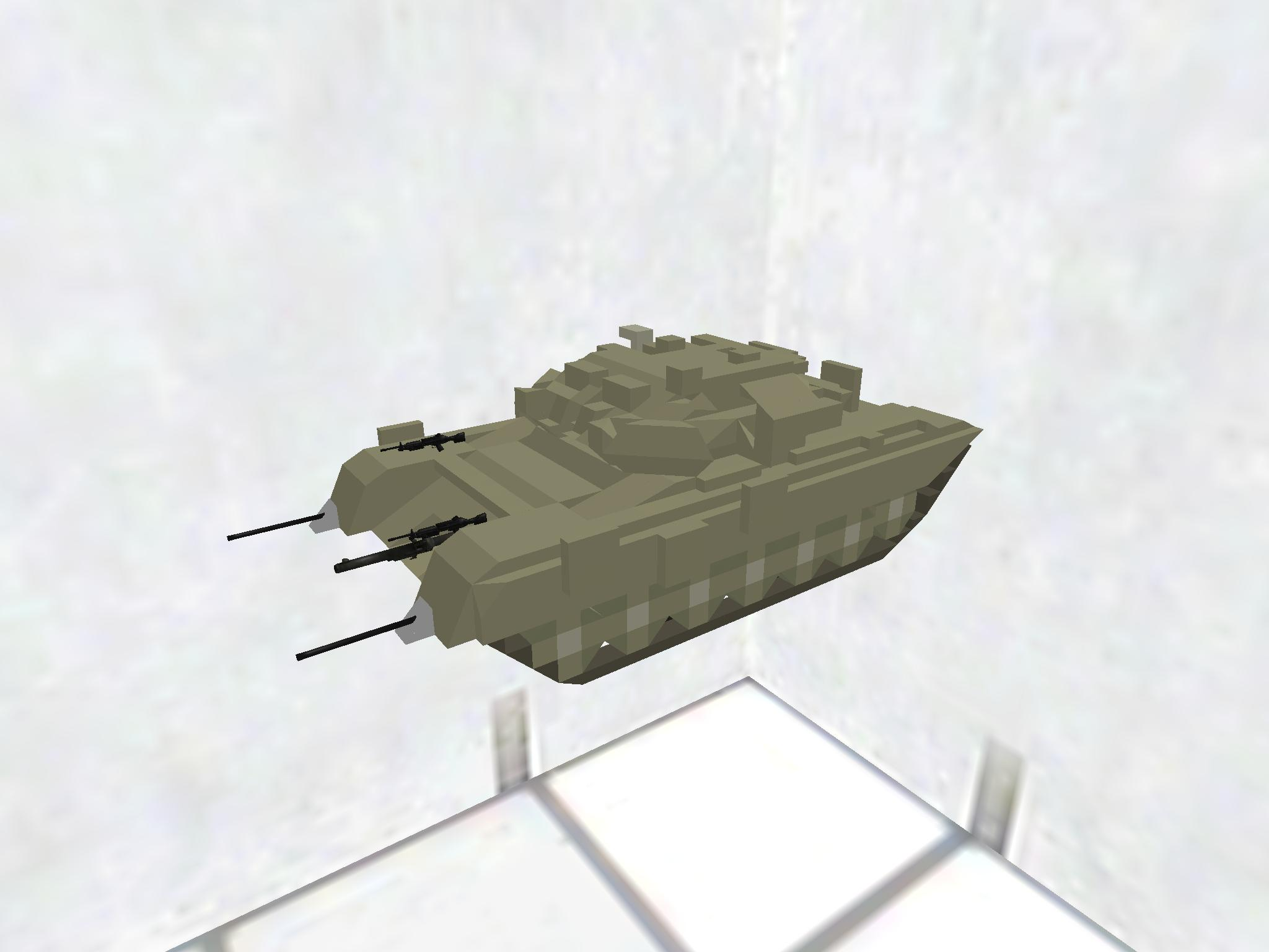 T-90A  エヴァ