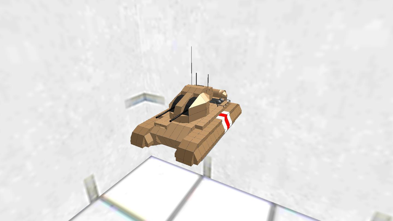オリジナル対空戦車