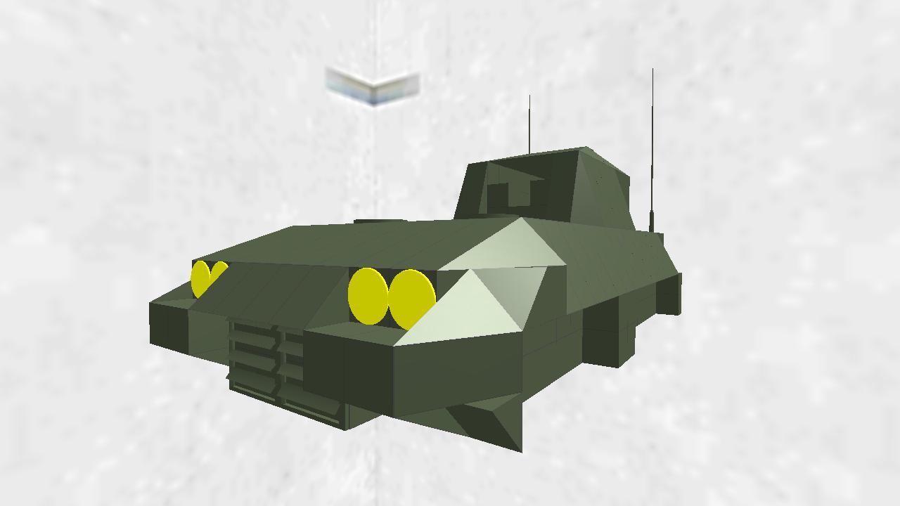 砲塔付き装甲車両