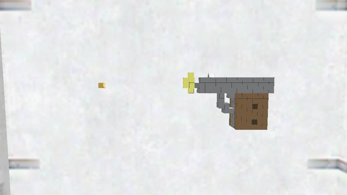 Small gun gunshot