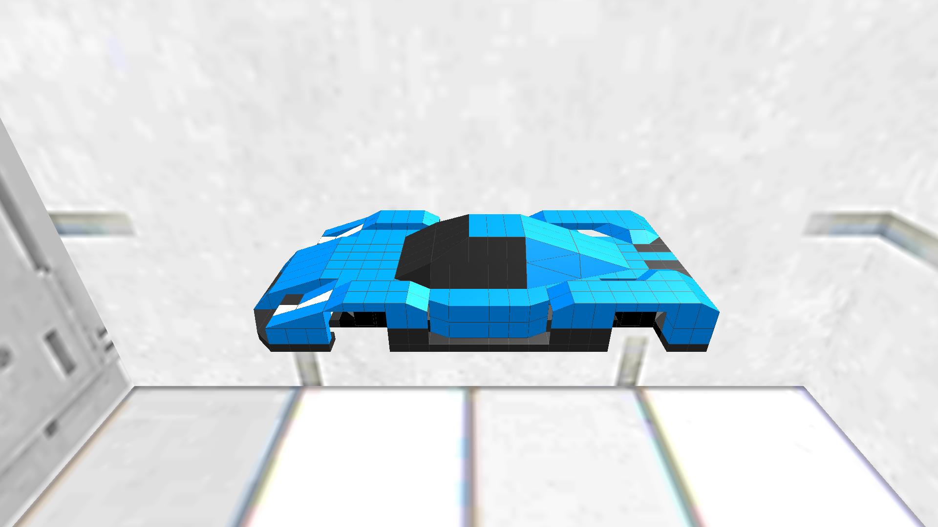 SCGCD S1 ブルー
