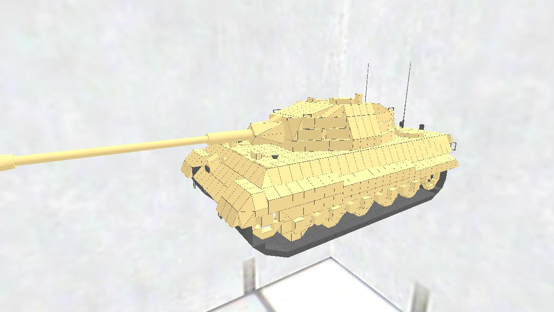 Tiger II Dunkelgelb
