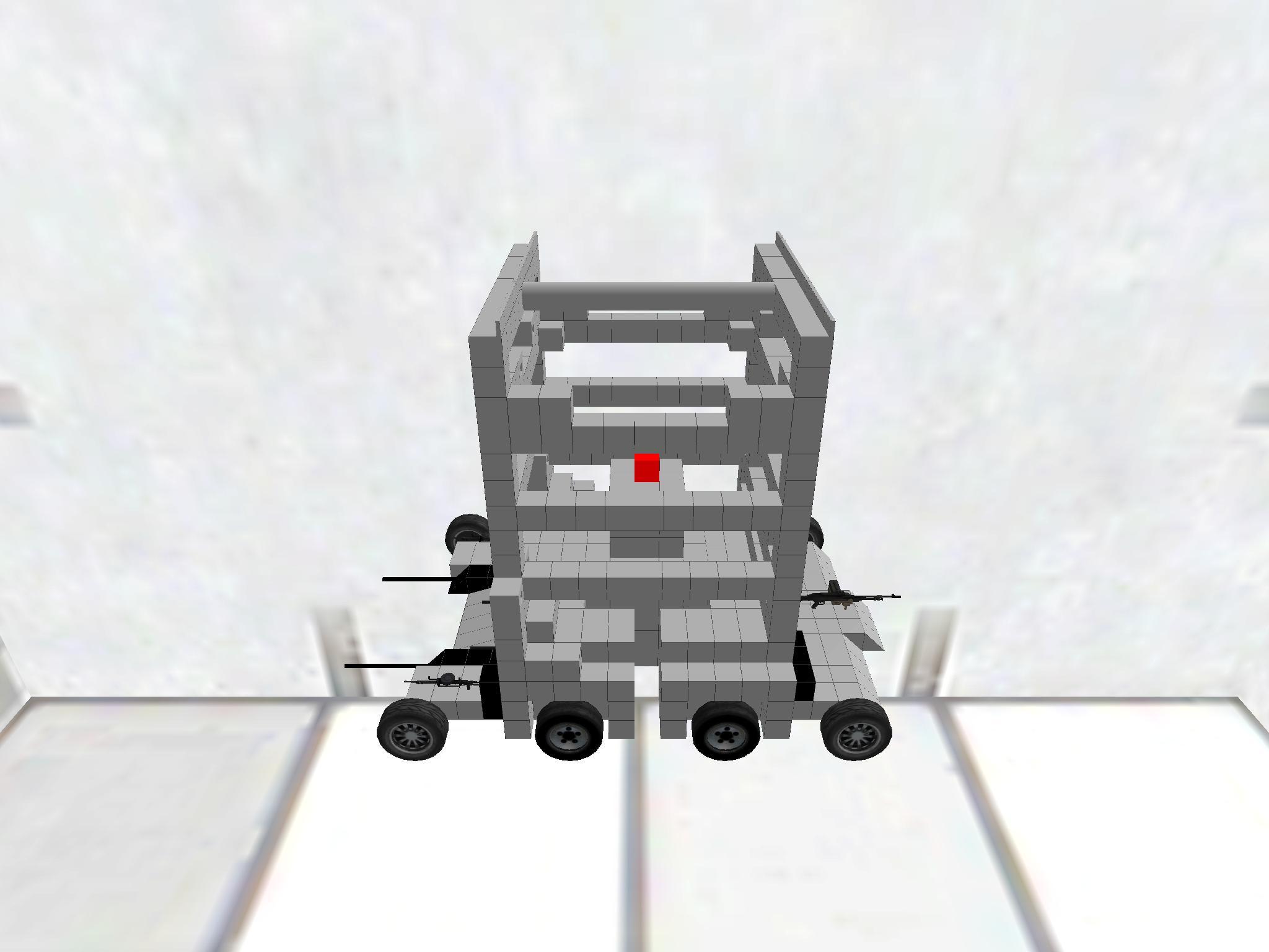 要塞型車両 SR208K