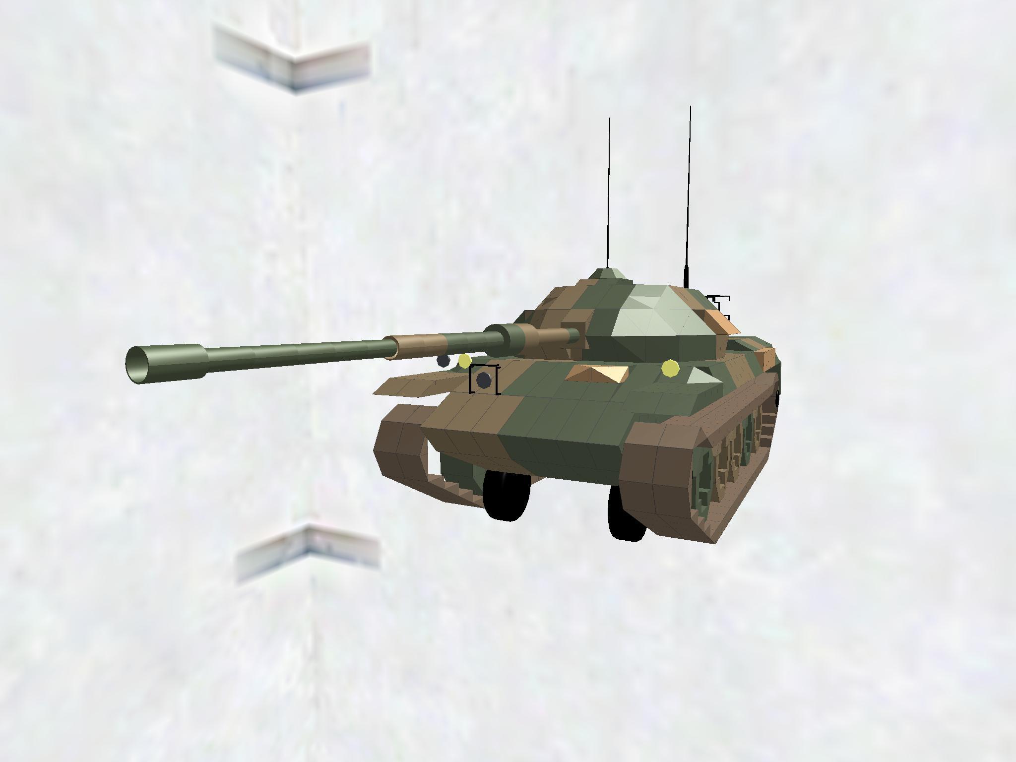 73式戦車
