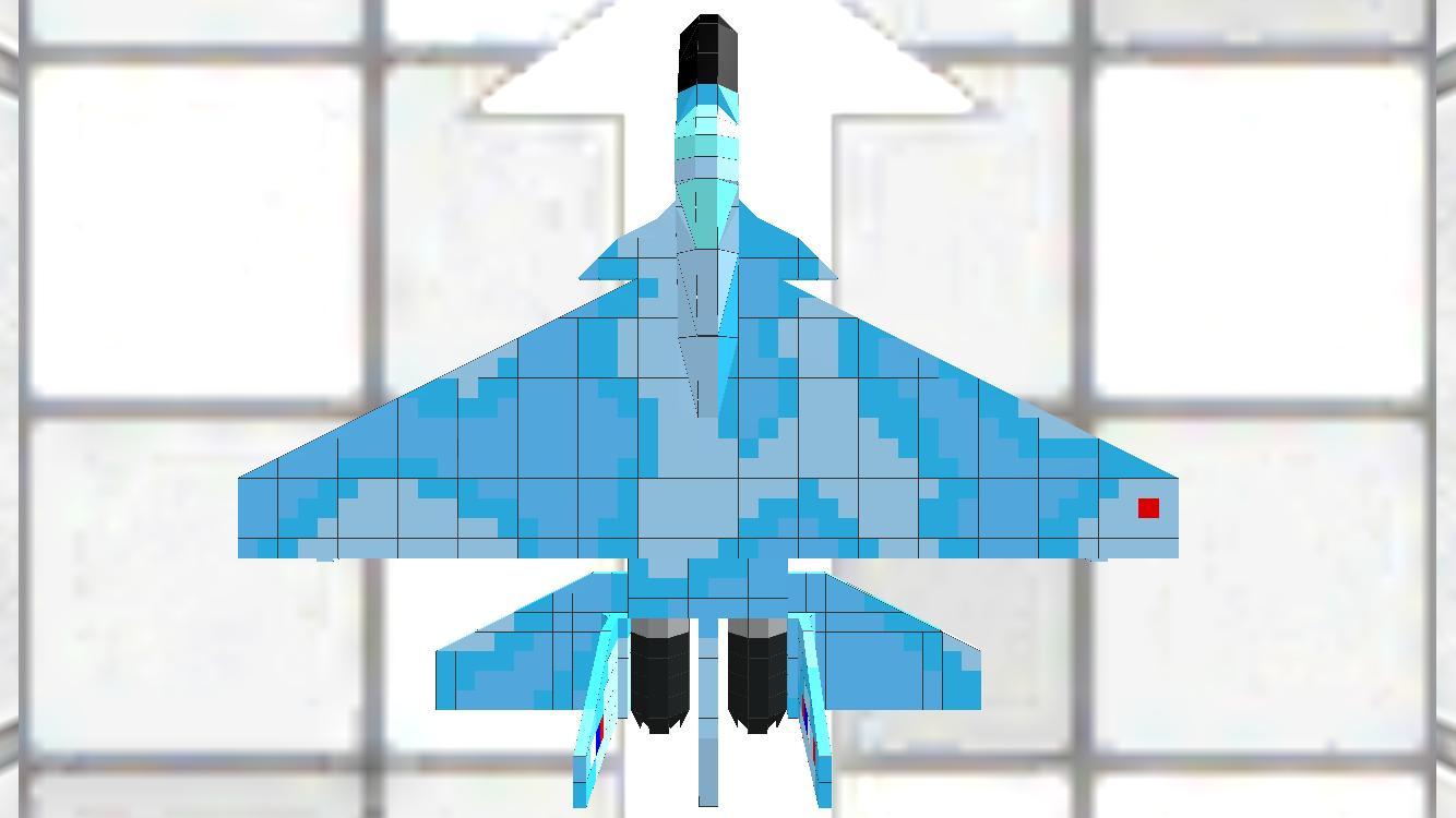 """Сухой""""  Su-33/Су-33 フランカーD 無料版"""