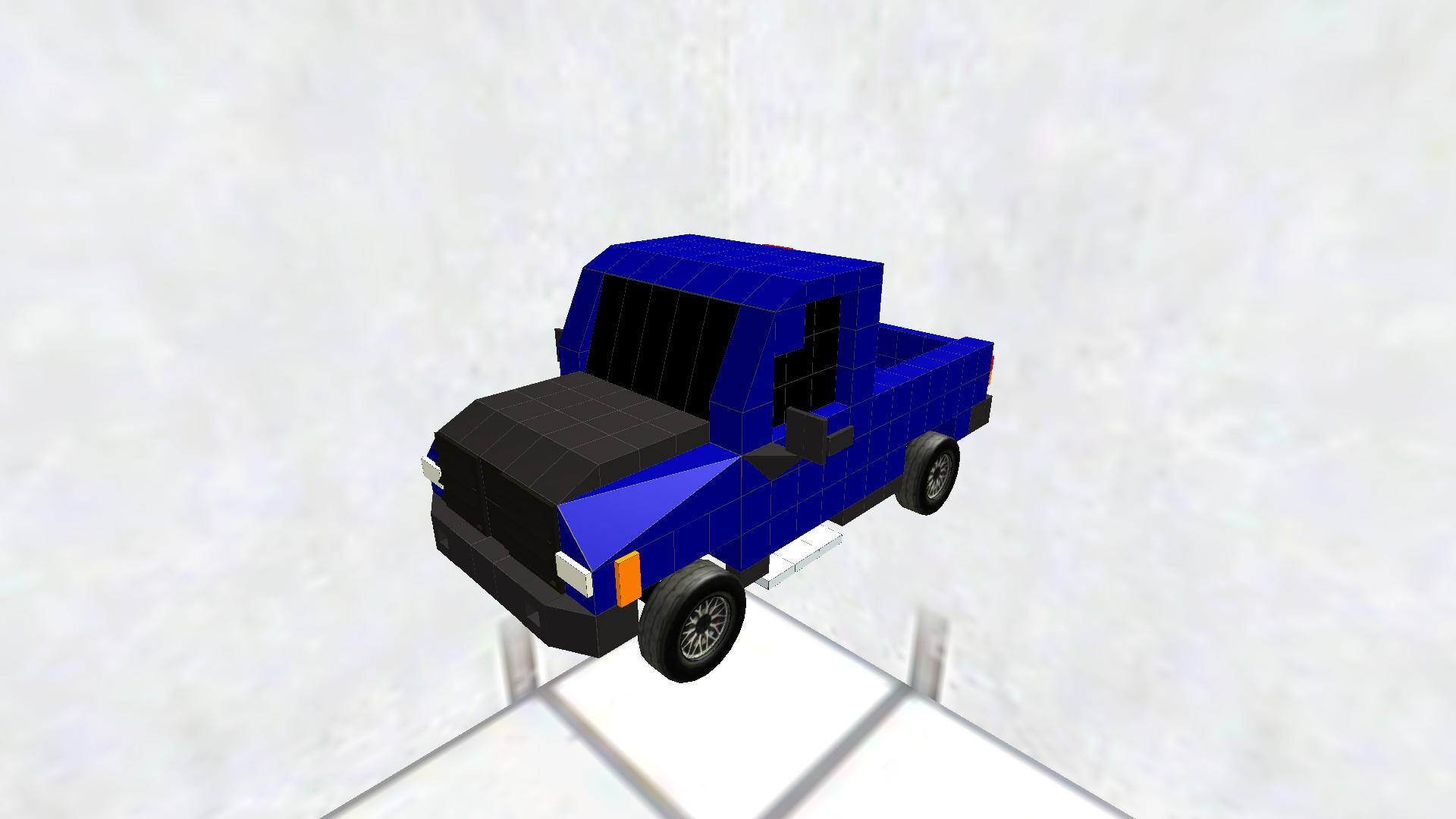 ピックアップトラック