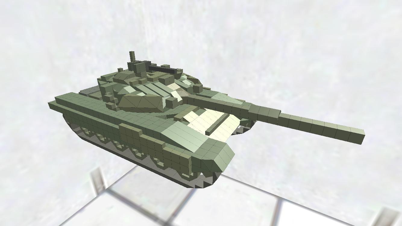 Т-90A 無料版