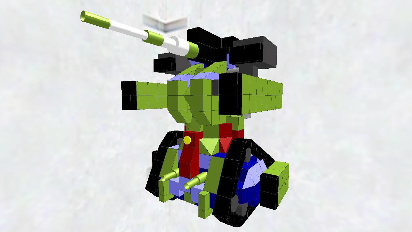 ガンタンクD1