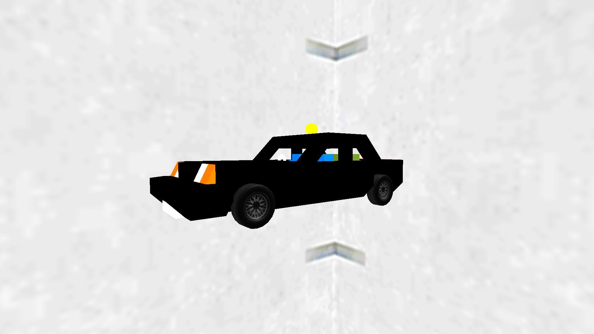 オリジナルカー タクシー仕様