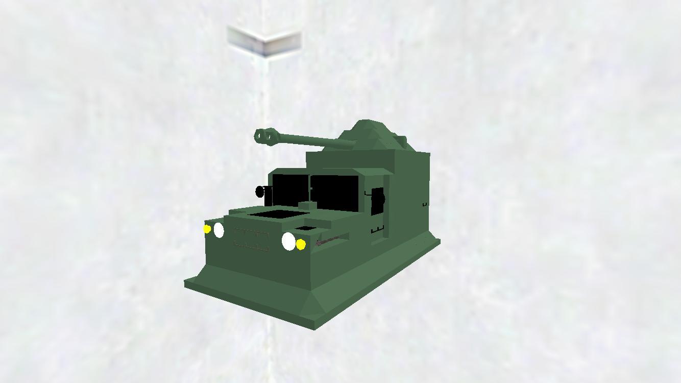 Tank hummer