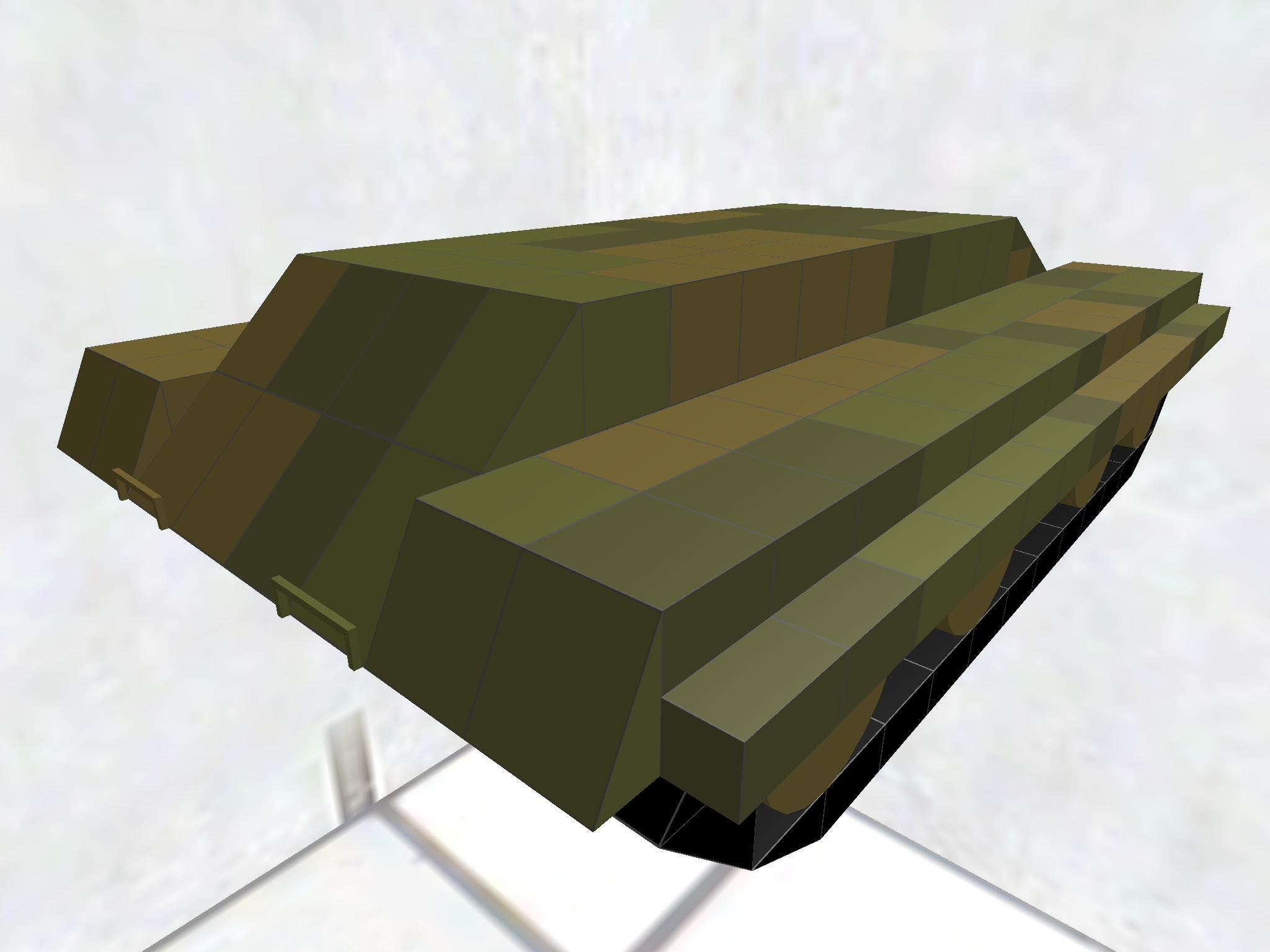 M50オントス自走無反動砲モドキの車体