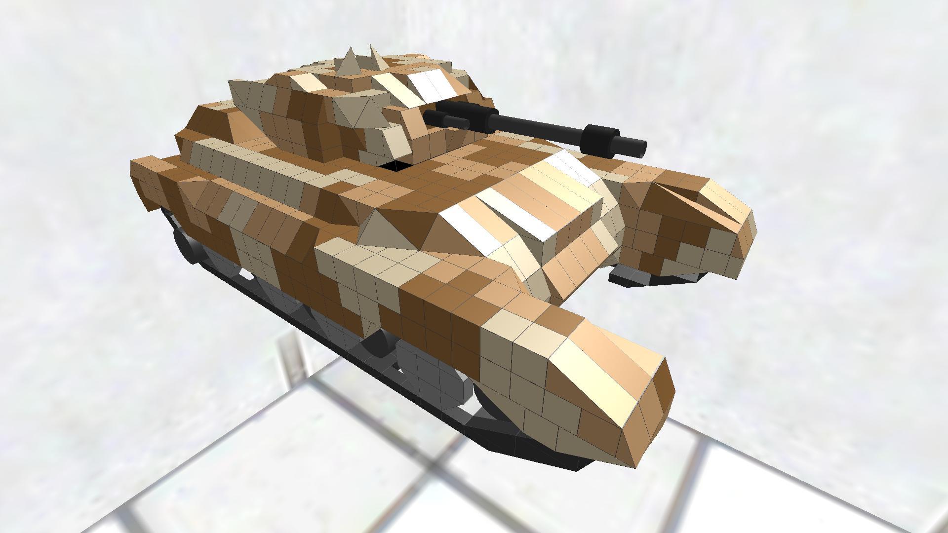 Imperial Guard MK-5 Desert