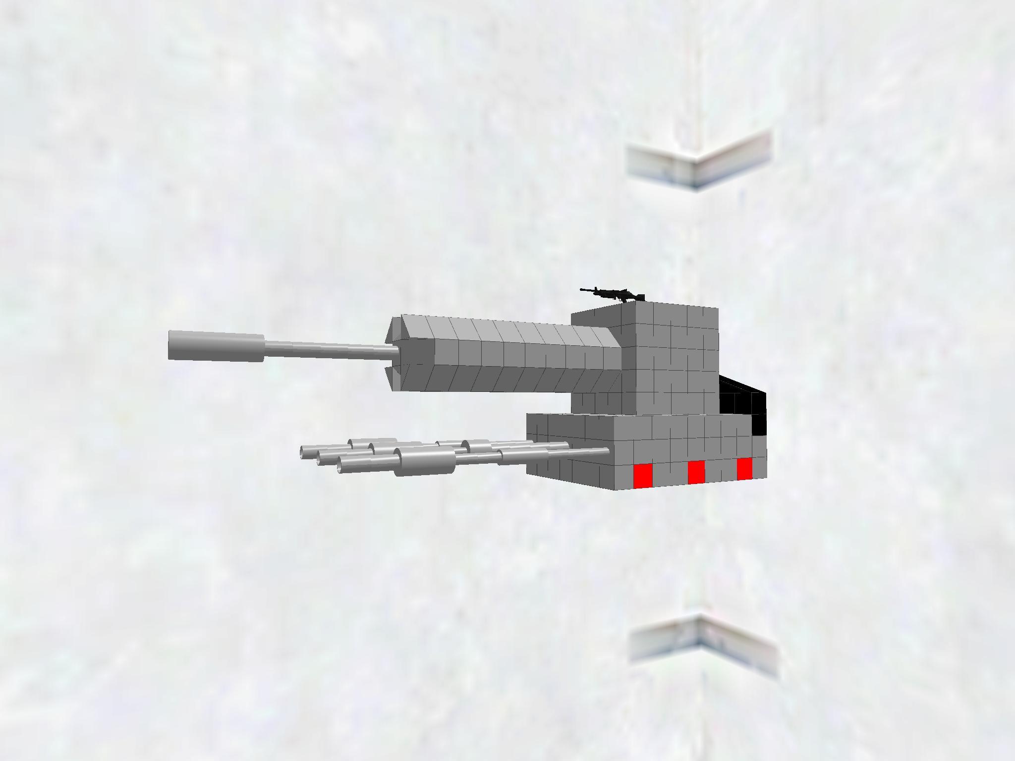 自作戦車  K-43
