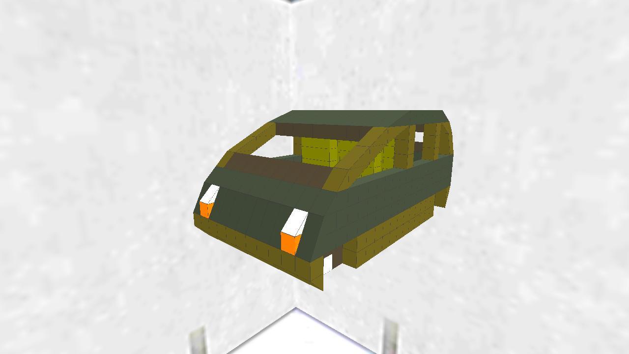 小型乗用車(アプデ記念再投稿)