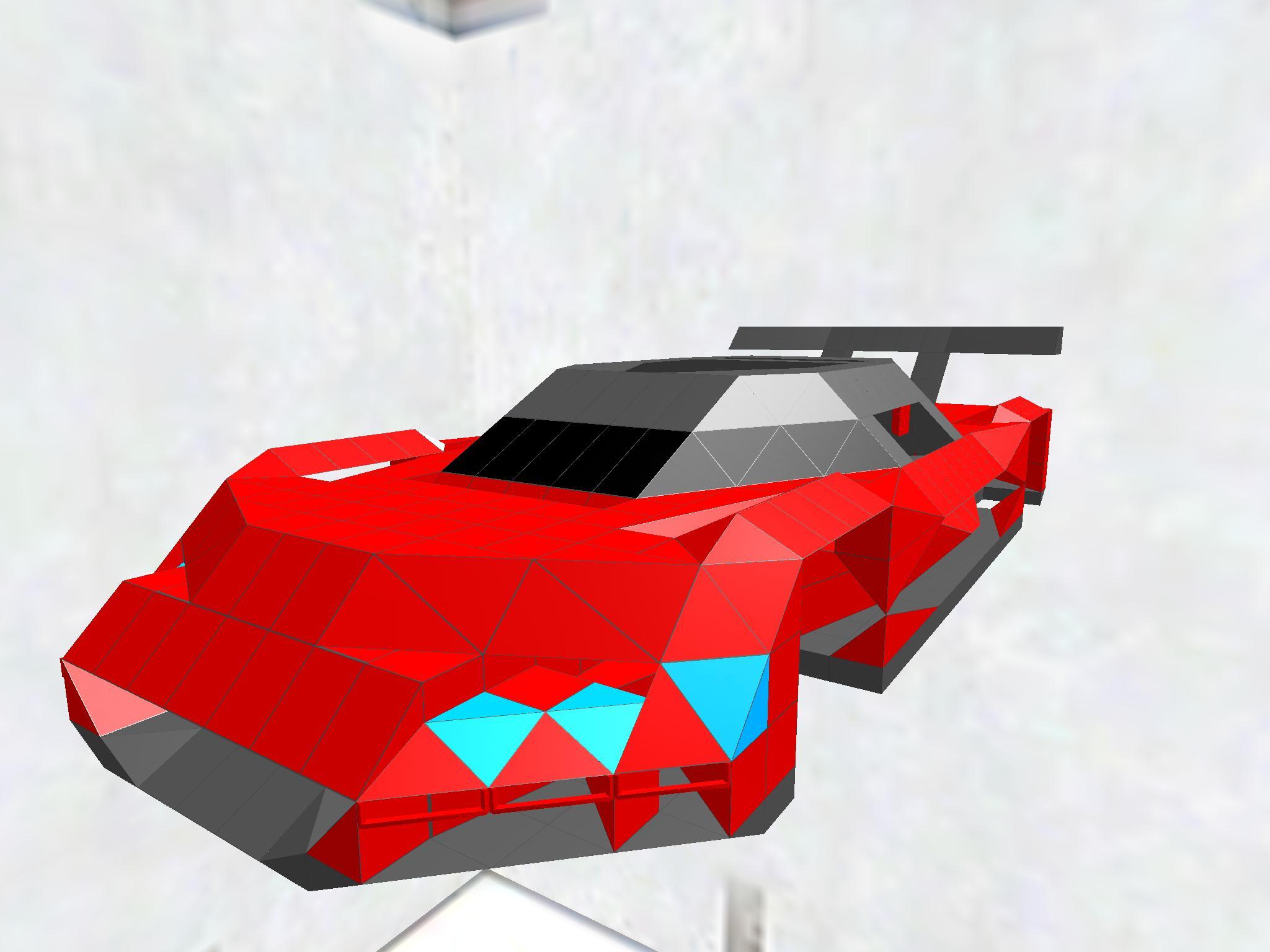 Luxor Gran Turismo Spyder