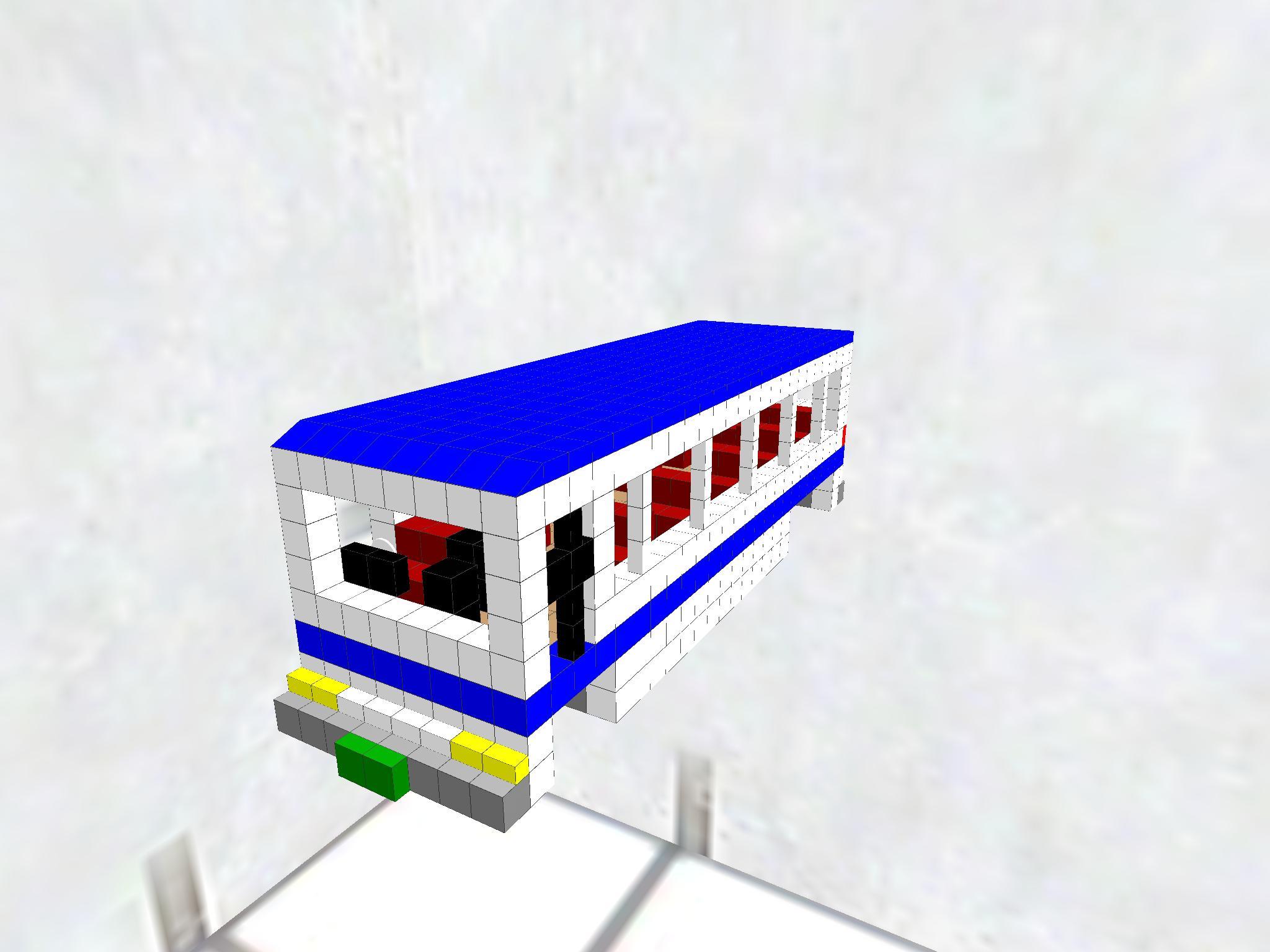 PMF Tour bus