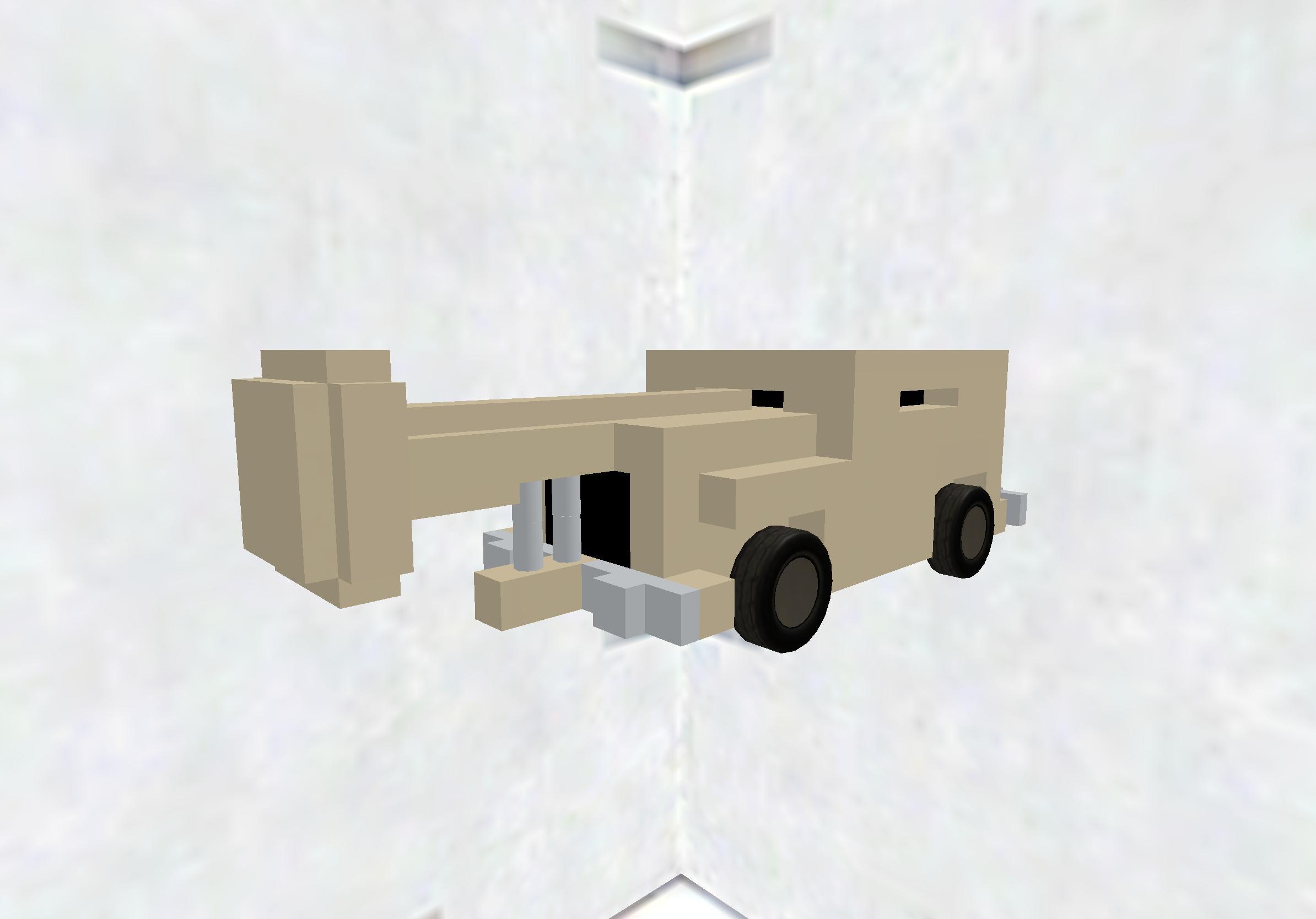 Combat truck
