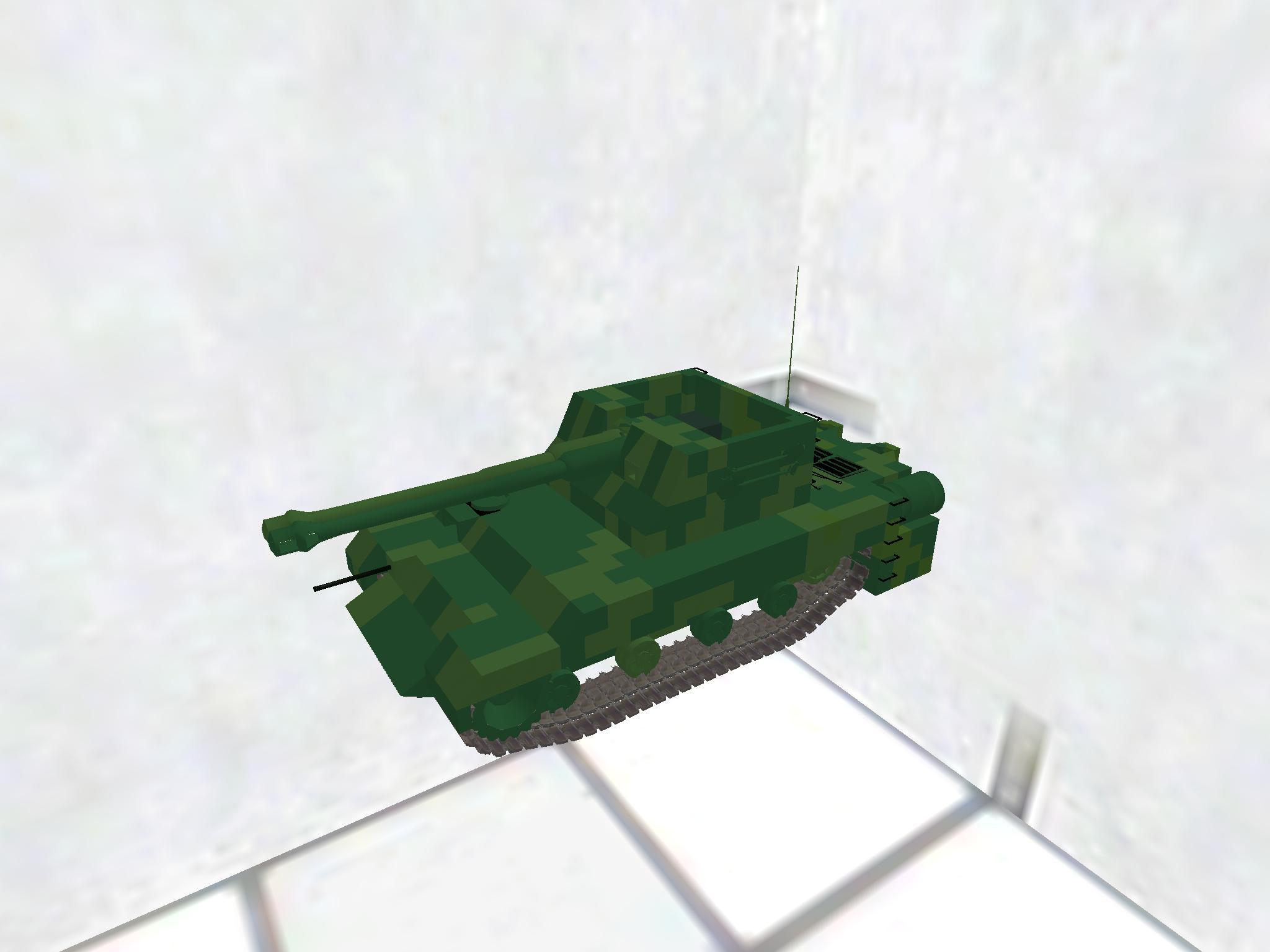 試製零号自走対空砲12型
