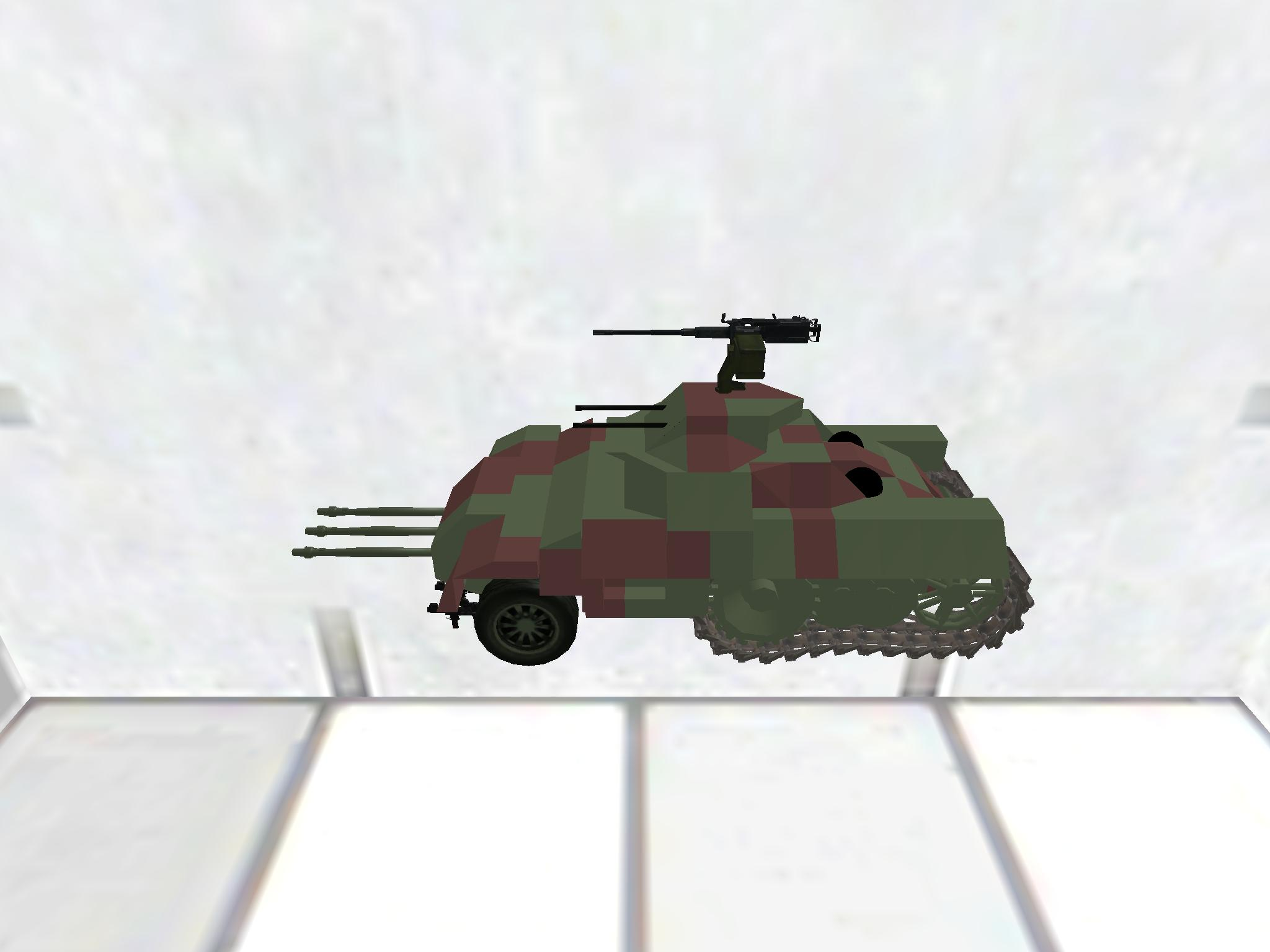 First Armored Car
