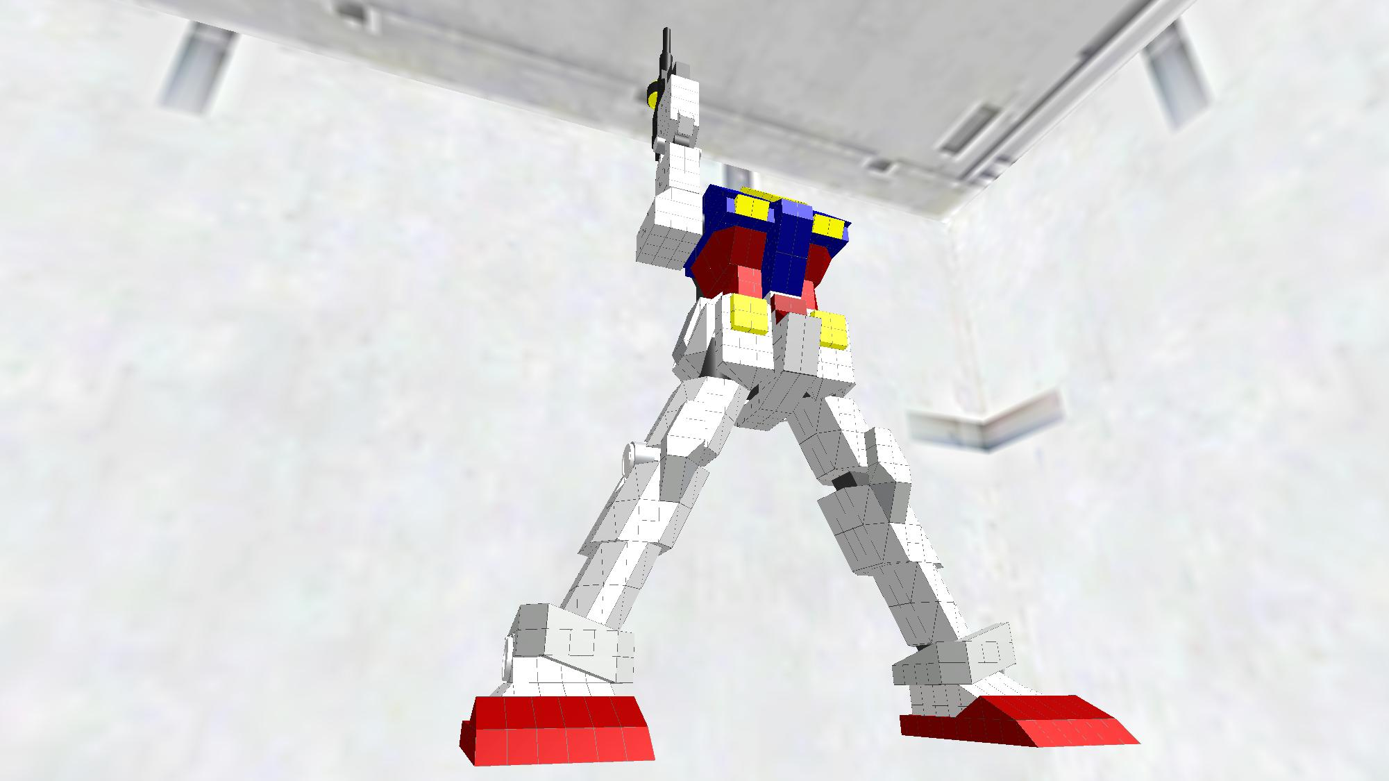 RX-78-02 the last shooting