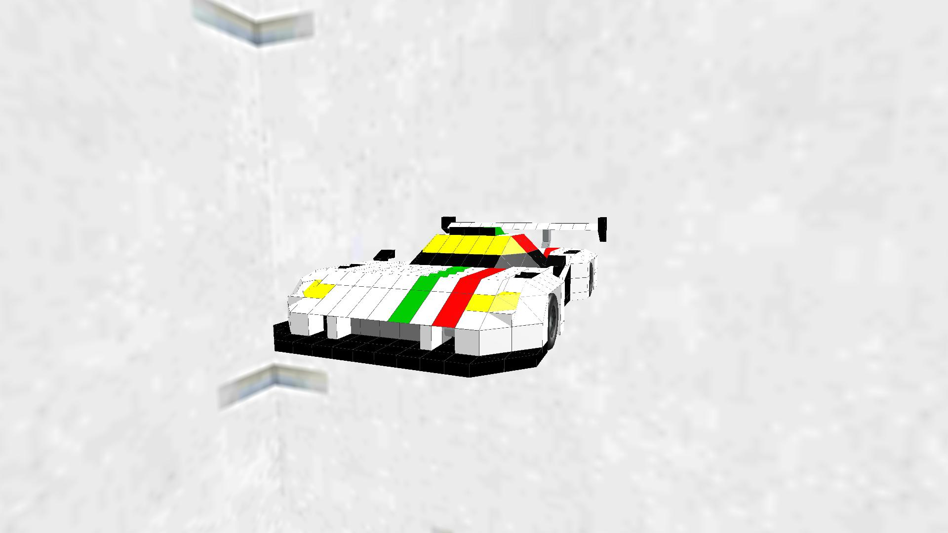 BNG SGT GT1 custom model