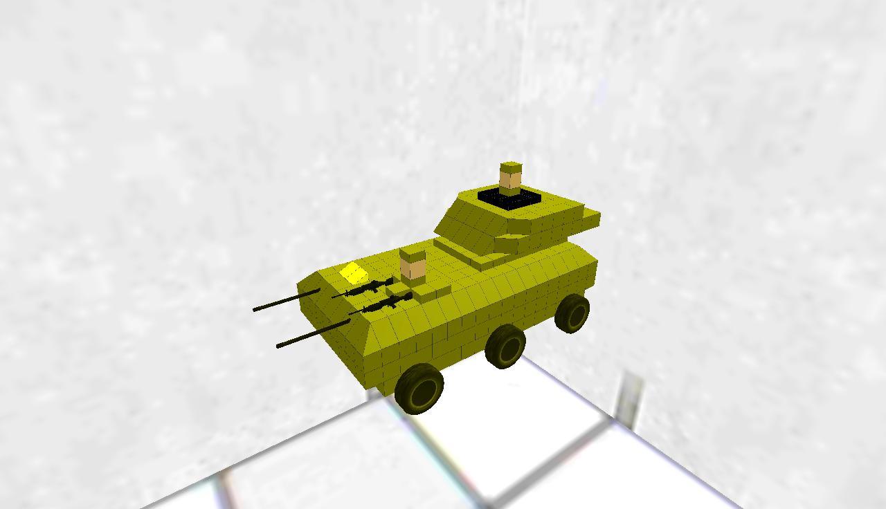 ポンコツ戦車