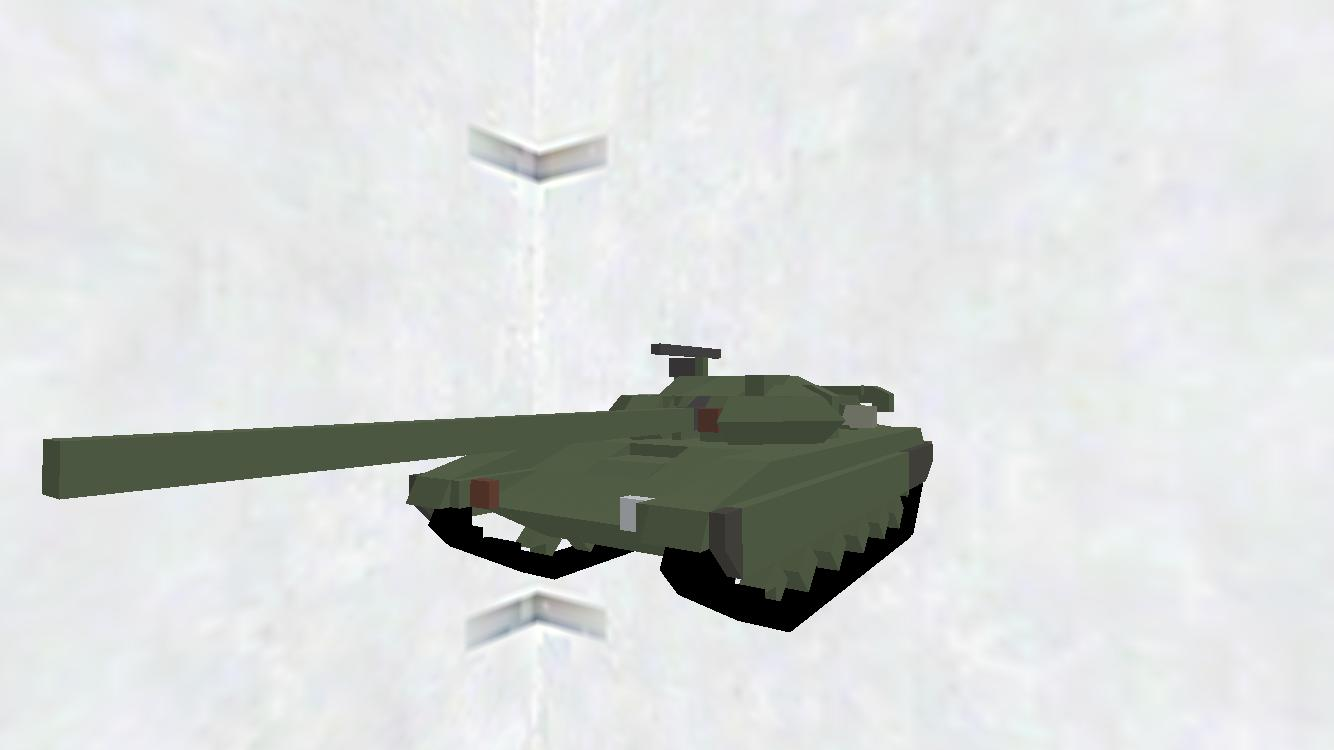 T-64BV review the proportion