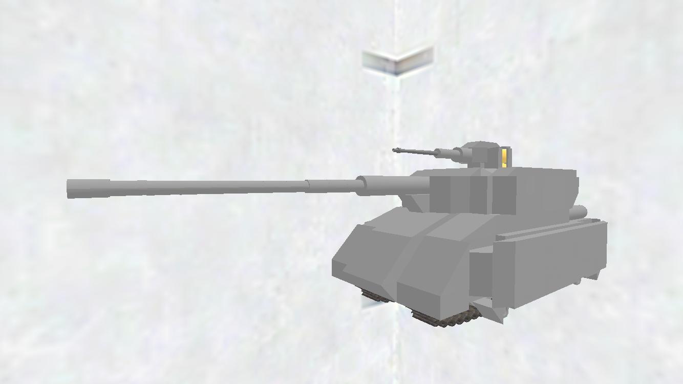 試製17式戦車 雛 甲Ⅲ型装備