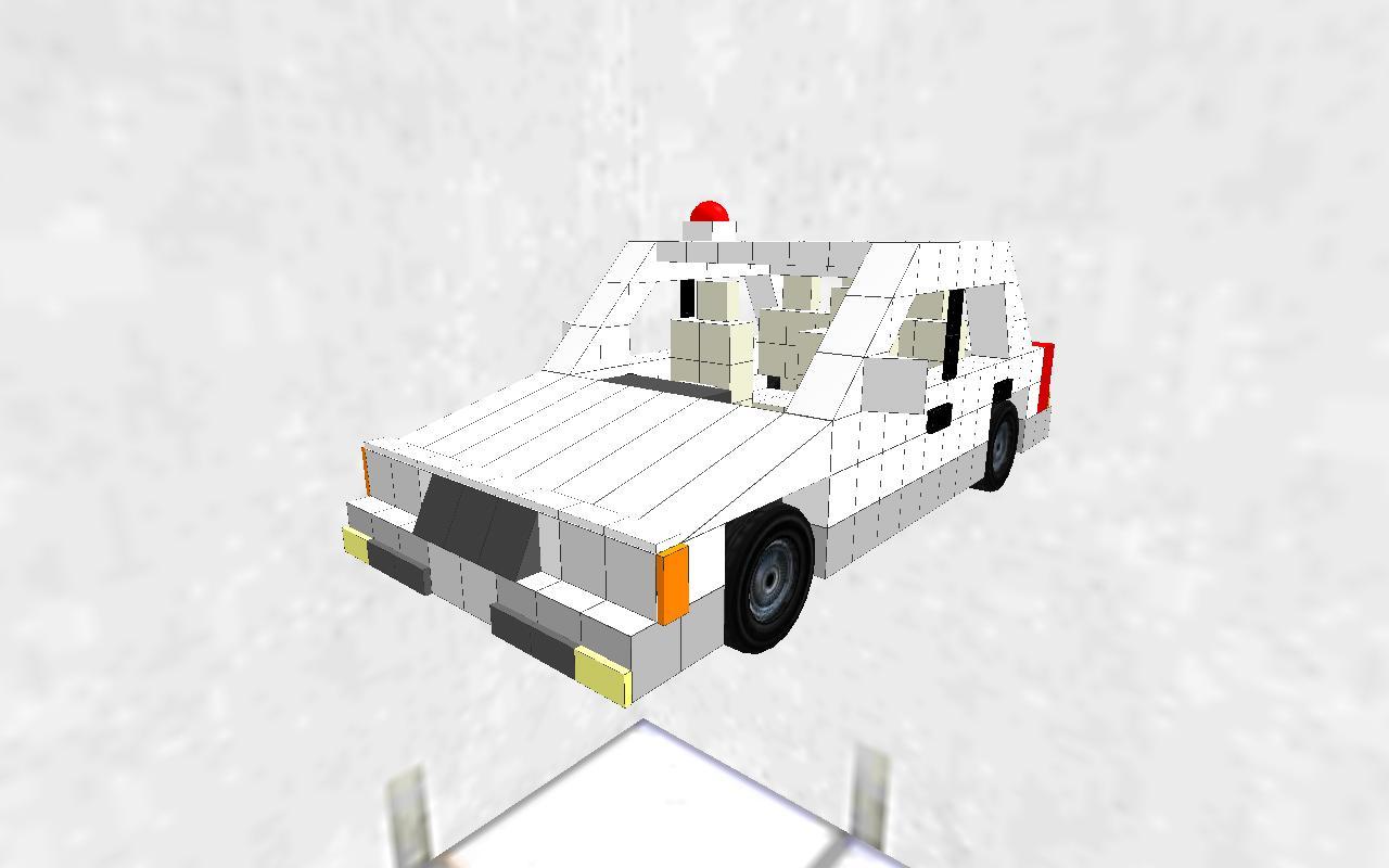 覆面パトロールカー