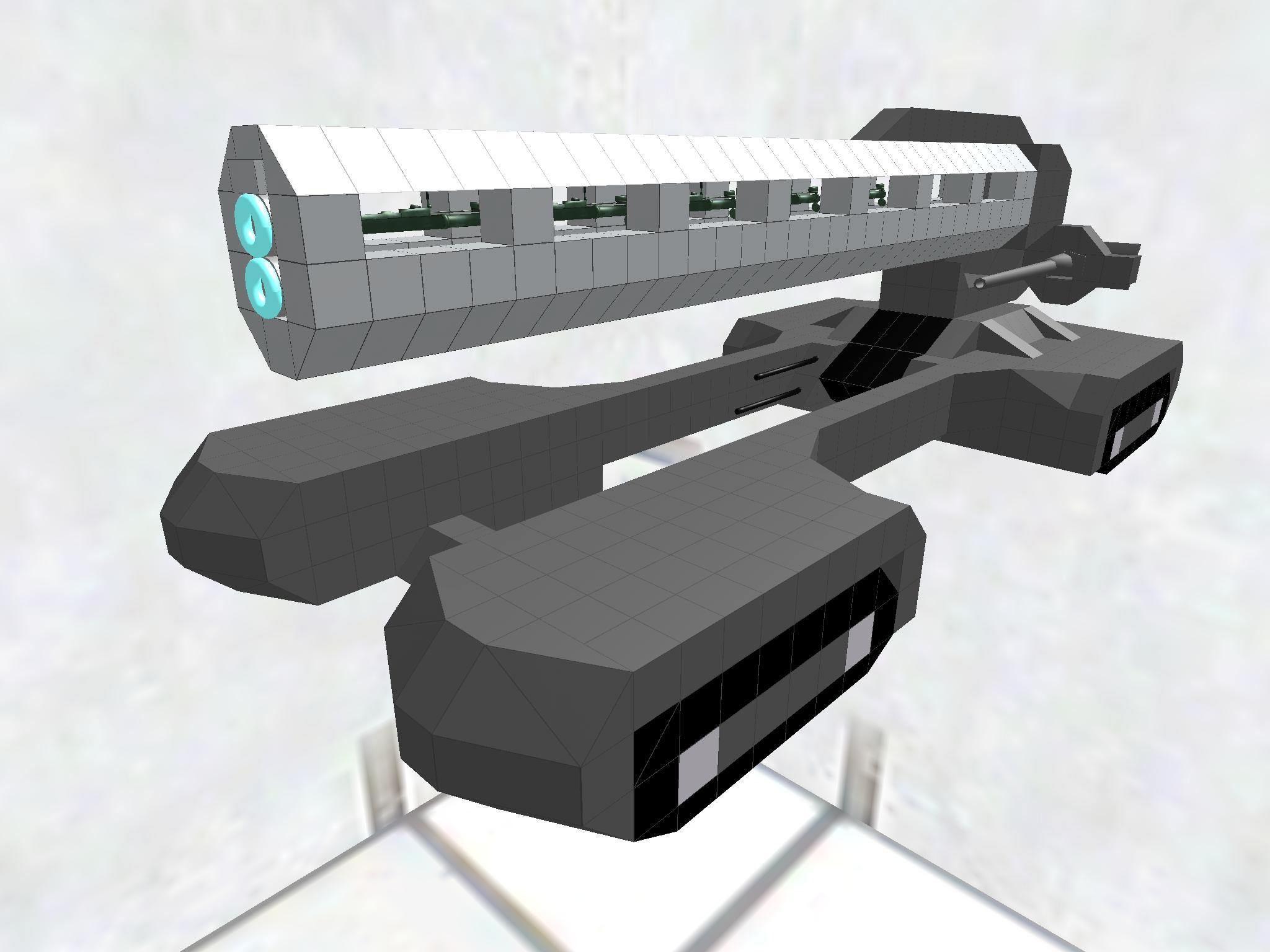 VecTrec COMET Cannon v.1