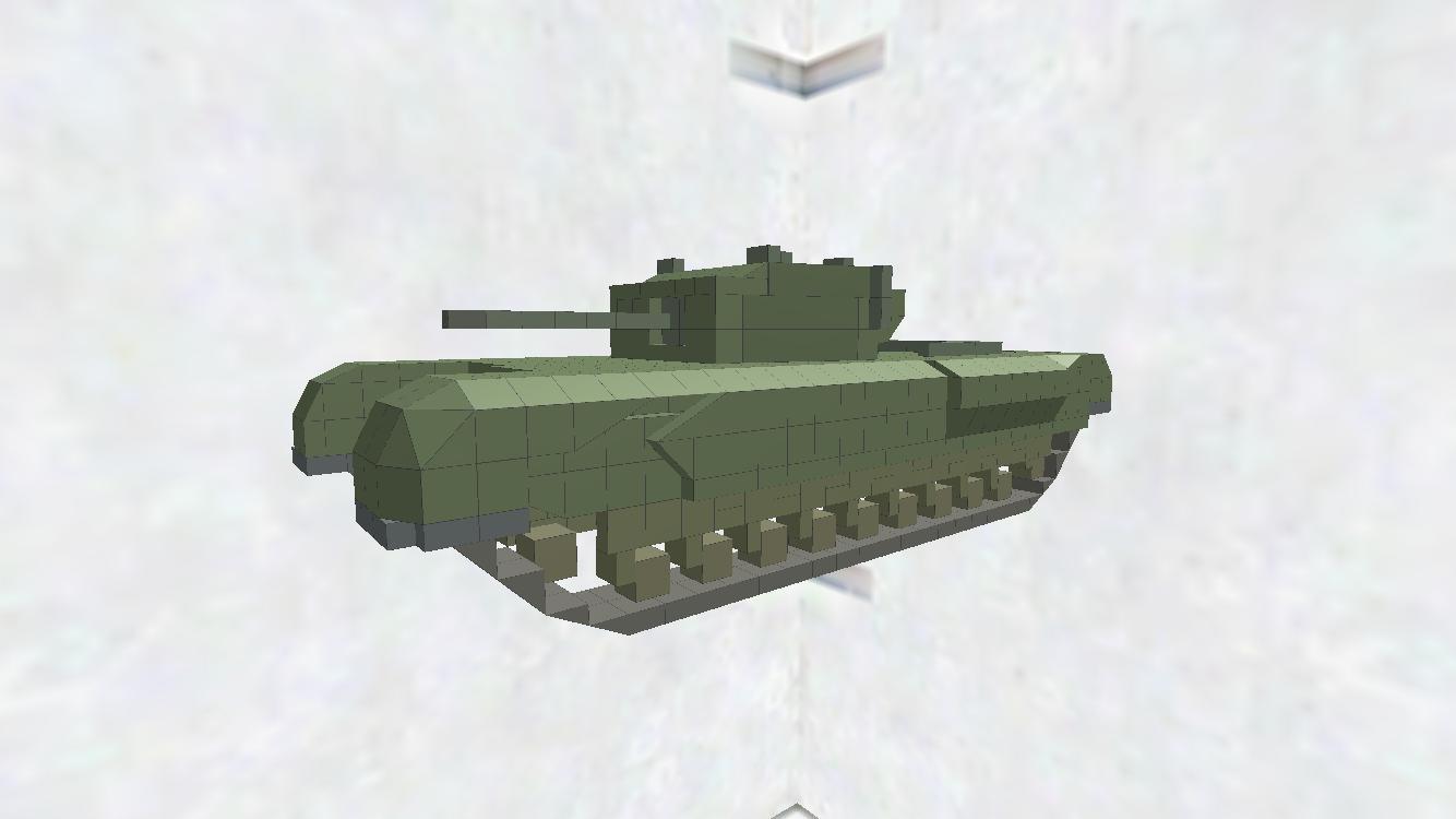 Churchill Mk.Ⅲ 無料版