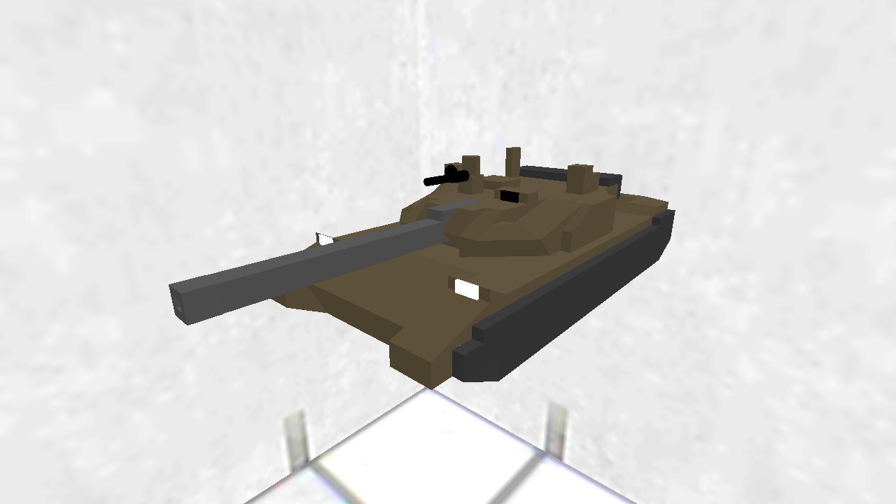 BNG 二十五式戦車 土風