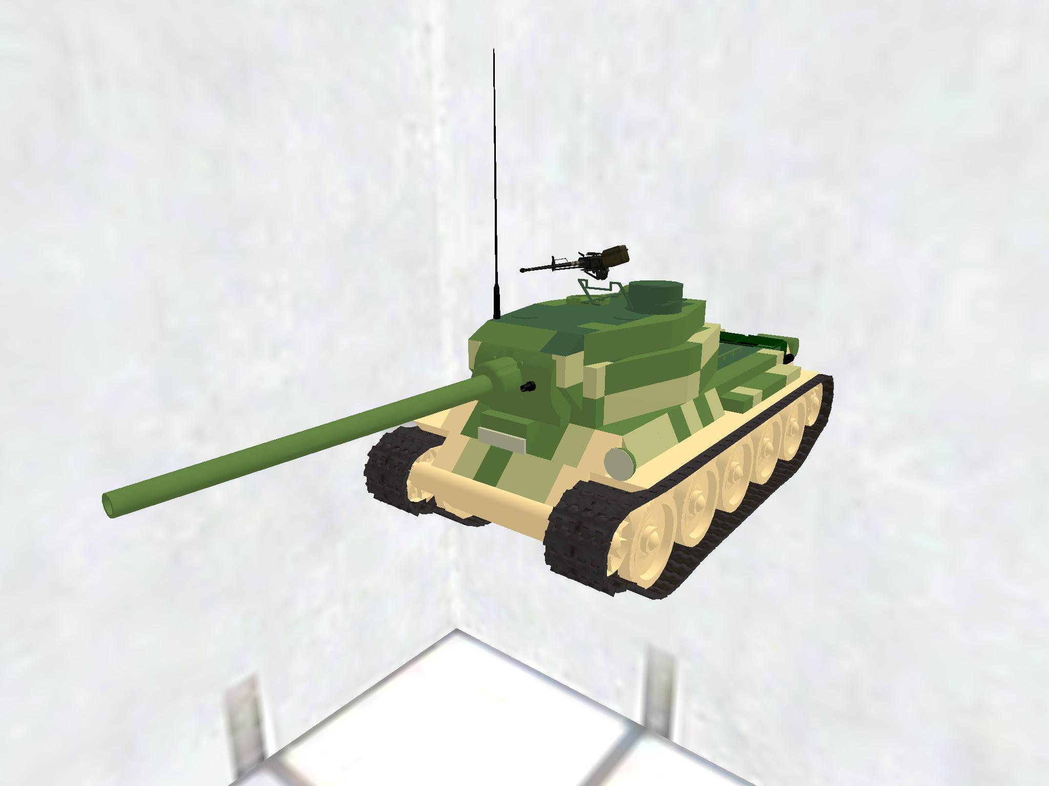 T-43-85 Syrian