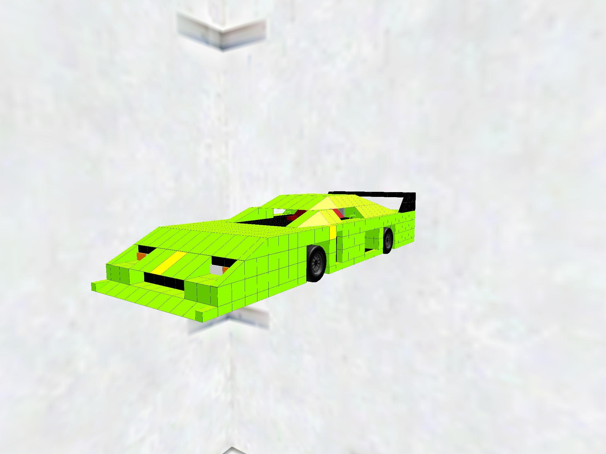 F40 V8 twin turbo