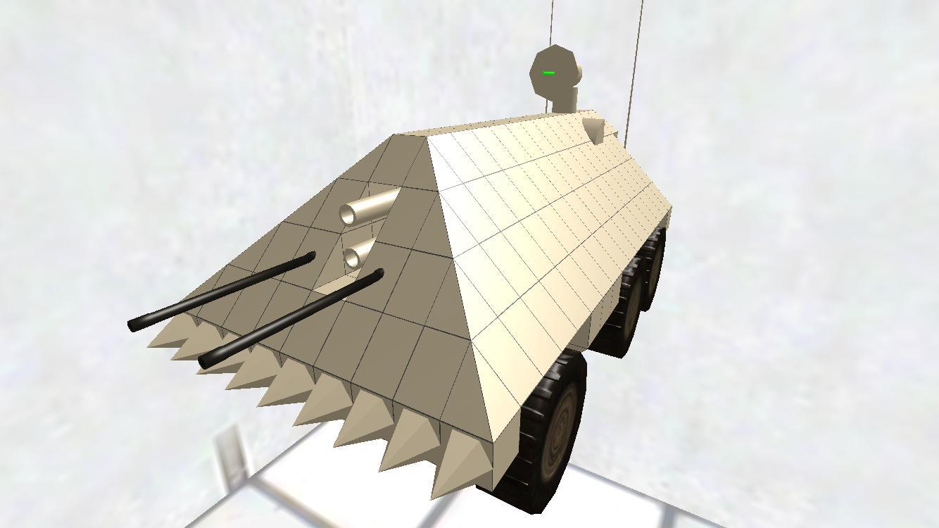 Moble anti-tank cannon 4.0