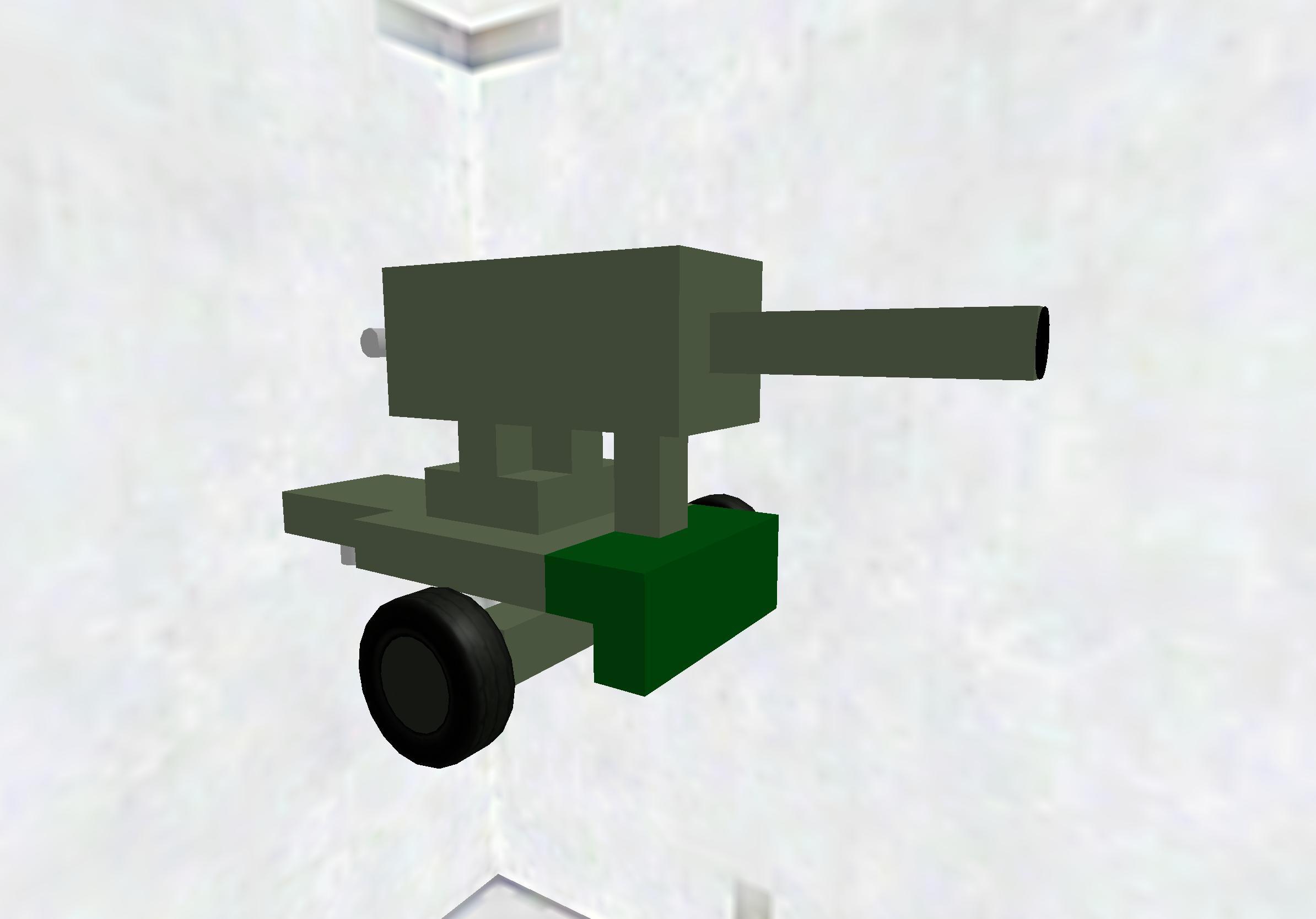 Littel cannon